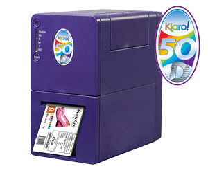 Kiaro! 50D Color Printer