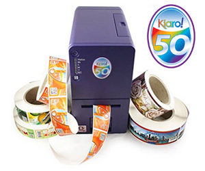 Kiaro! 50 Color Printer