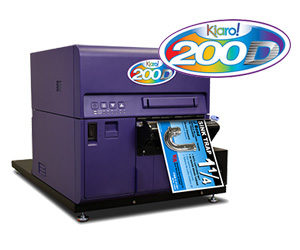 Kiaro! 200D Color Printer